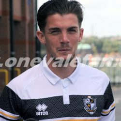 Port Vale midfielder Dan Trickett-Smith