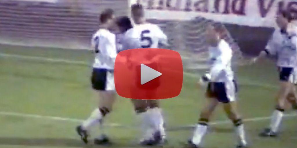 Port Vale vs Blackpool, 1992