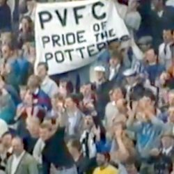 Port Vale vs Bristol Rovers, play-offs 1989