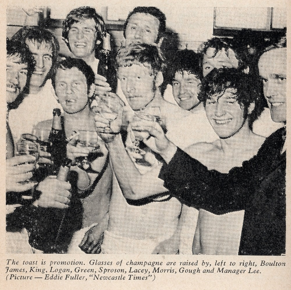 Port Vale promotion in 1970