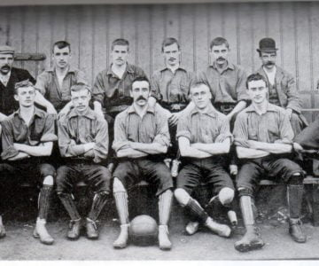 1894-95 Port Vale team photo