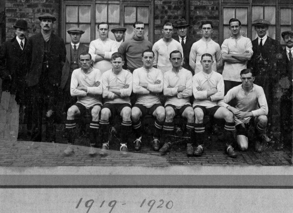 Port Vale 1919-20 team photo
