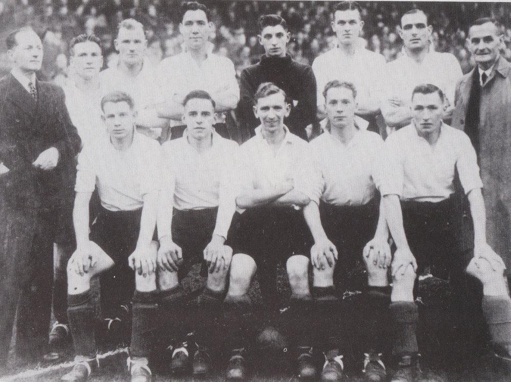 1944-45 Port Vale team photo