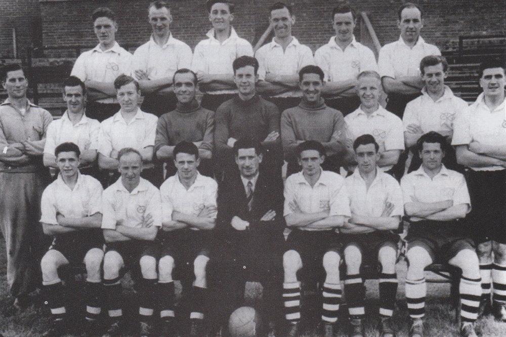 1951-52 Port Vale team photo