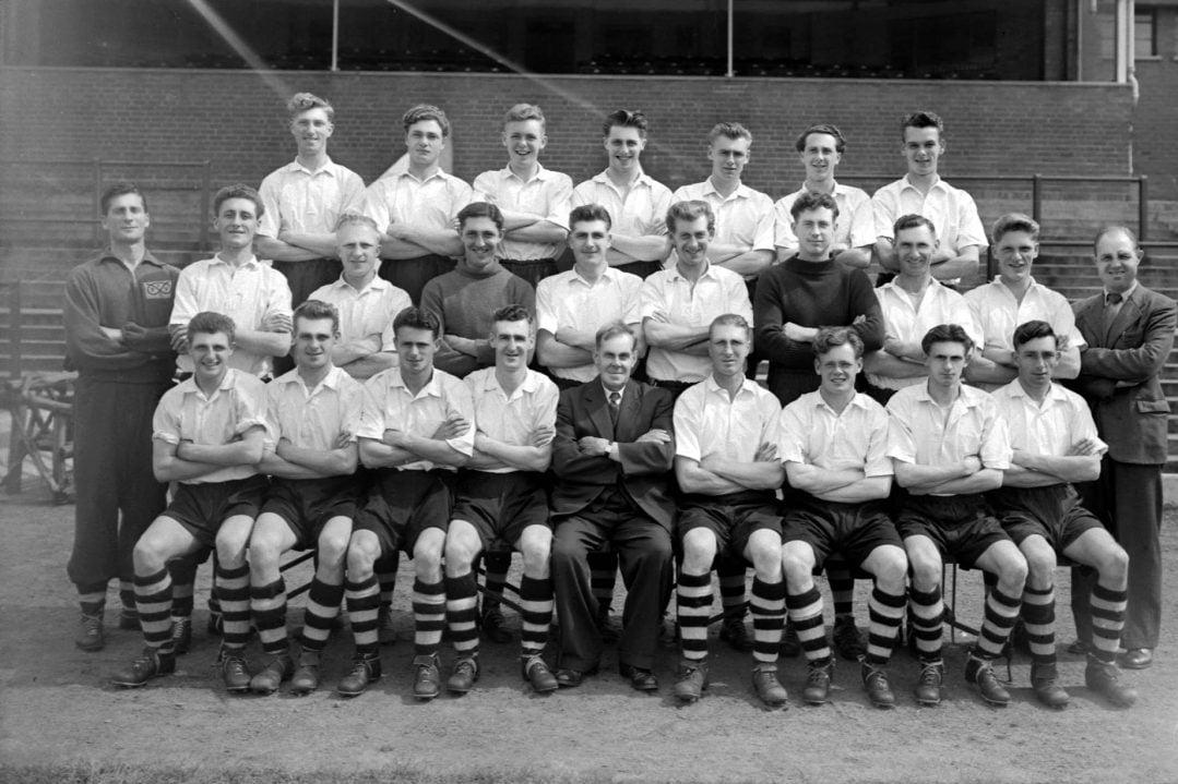 Port Vale 1953-54 team photo