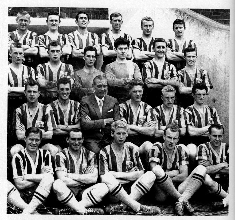 Port Vale 1960-61 team photo