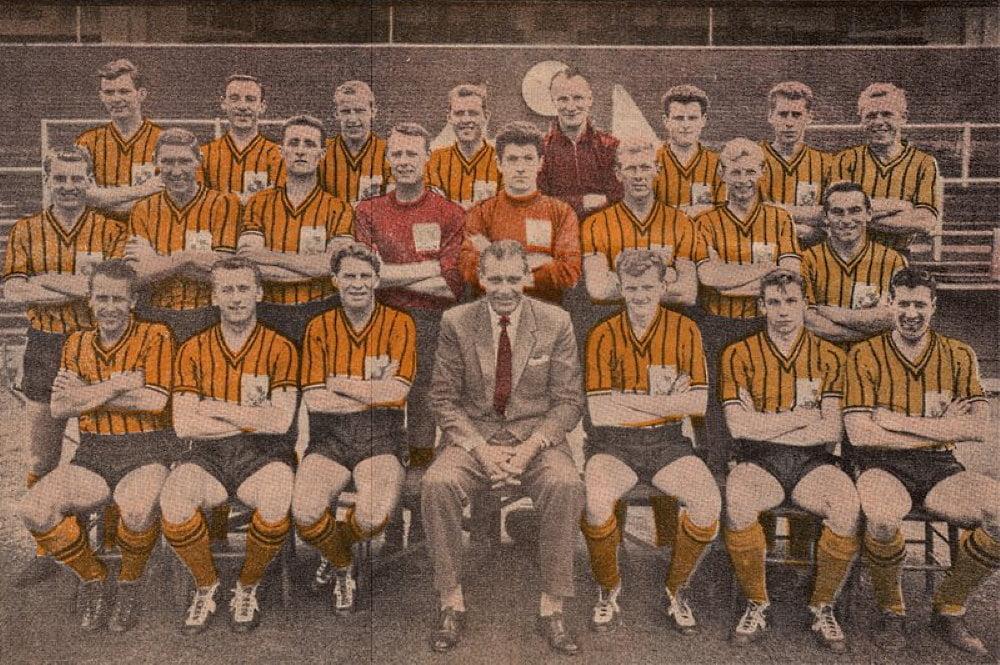 Port Vale 1961-62 side