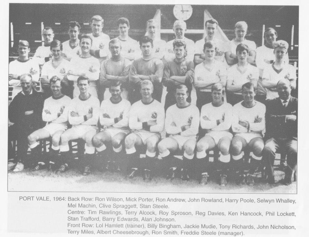 1964-65 team photo