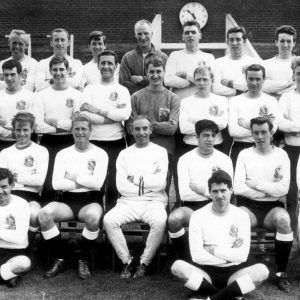 1965-66 Port Vale team photo