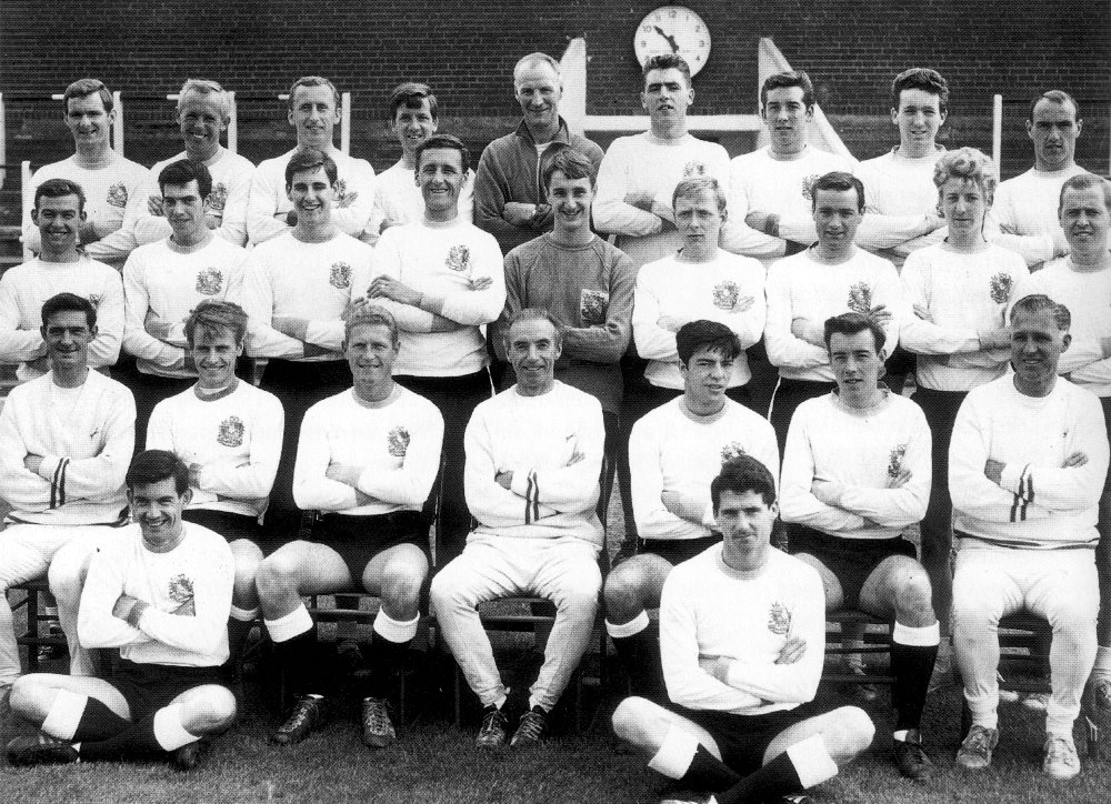 1965-66 Port Vale team photo