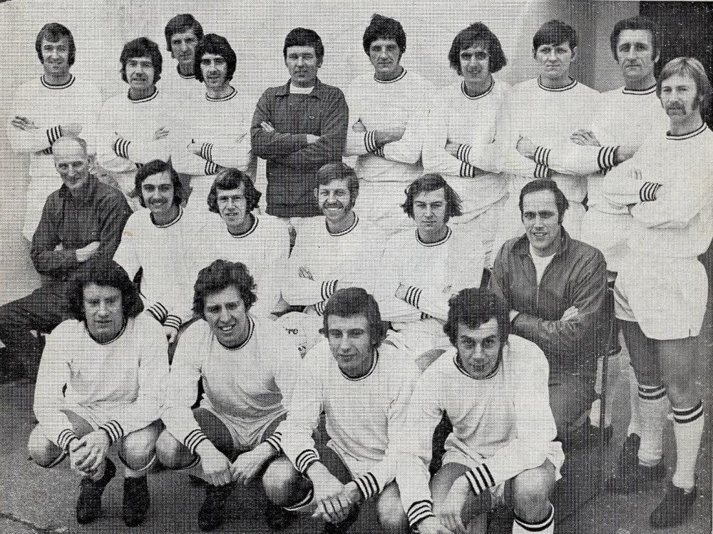 Port Vale 1971-72 team photo