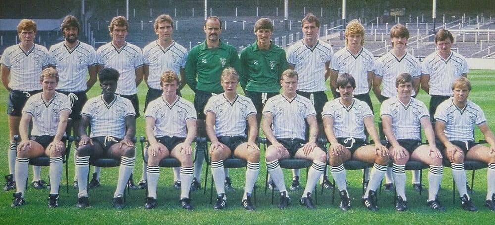 Port Vale 1984-85 team photo