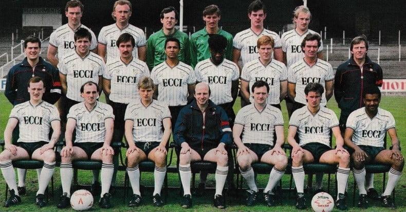 1985-86 Port Vale team