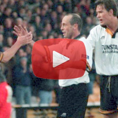 Port Vale 6-1 Norwich 1996