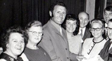 Port Vale legend Roy Sproson