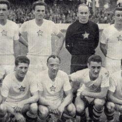 Port Vale and Czechoslovakia