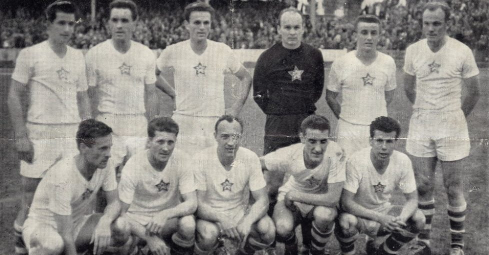 Port Vale and Czechoslovakia