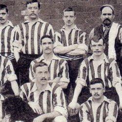 Port Vale team 1898