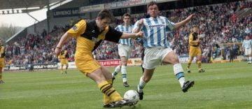 Huddersfield Town v Port Vale 1998