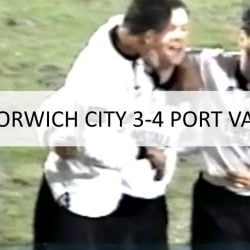 Norwich City 3-4 Port Vale
