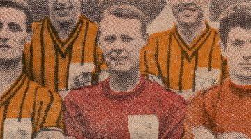 Port Vale goalkeeper Peter Taylor