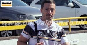 Port Vale defender David Fitzpatrick