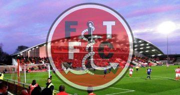 Fleetwood Town FC crest