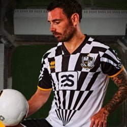 New Port Vale home kit