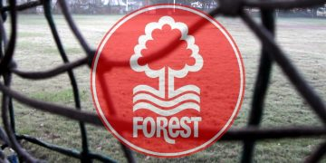 Nottm Forest v Port Vale friendly