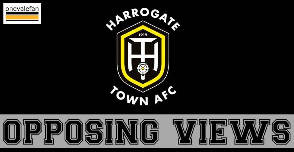 Opposing views: Harrogate Town