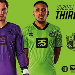 Port Vale third kit 2020-21