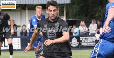 Port Vale midfielder Tom Pett