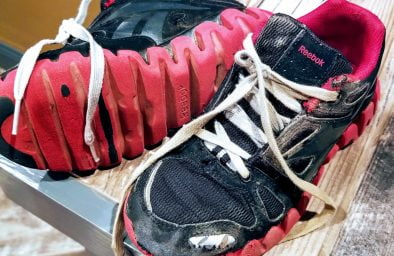 Running Shoes - Morgue File