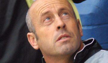 Martin Foyle - Port Vale manager