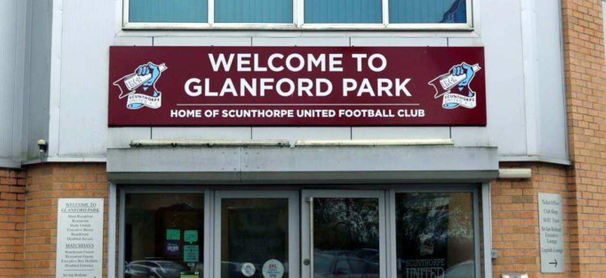 The Glanford Park stadium