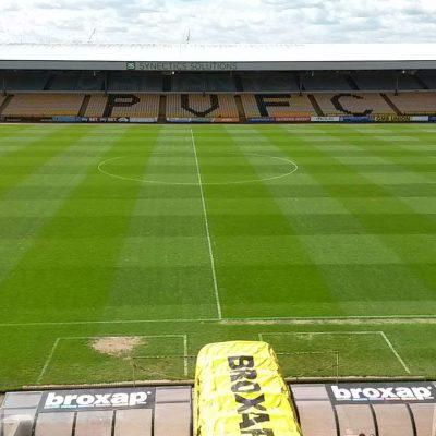 The Vale Park stadium