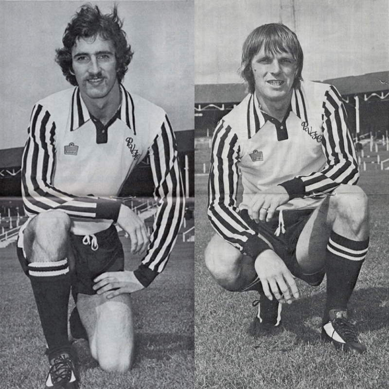 John Ridley and Ray Williams