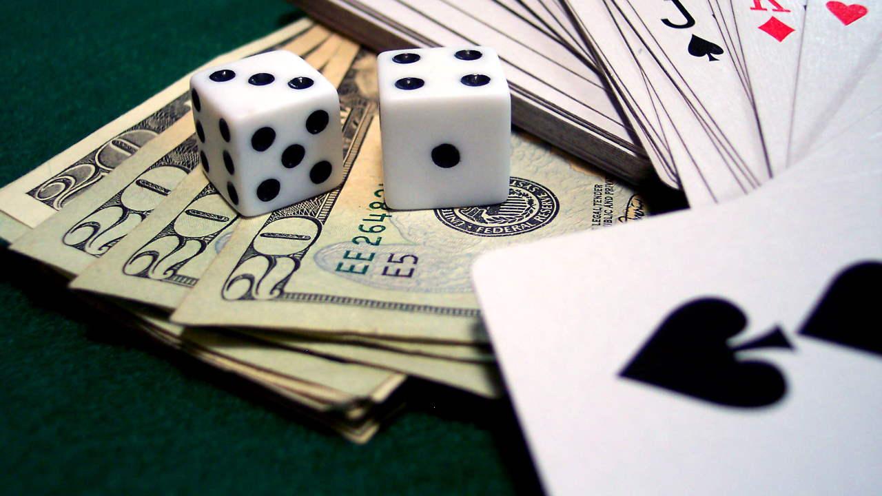 Gambling image - Morgue File