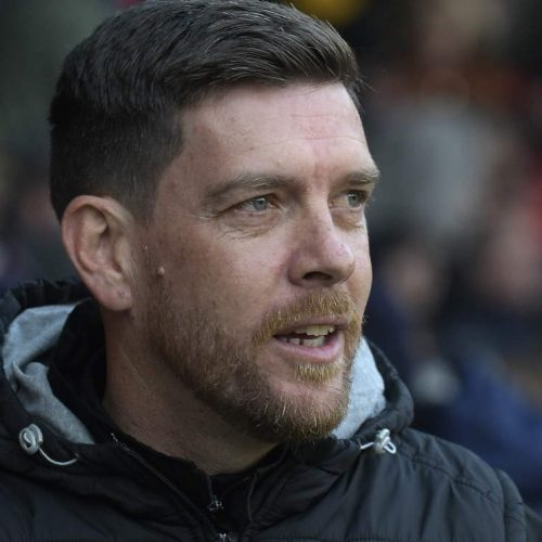 Darrell Clarke. Picture by: David Fleming