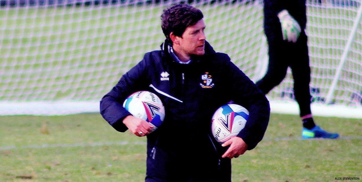 Port Vale FC manager Darrell Clarke