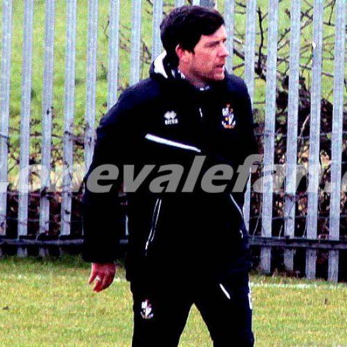 Port Vale manager Darrell Clarke