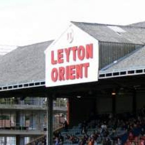 """""""East Stand at Leyton Orient"""" by currybet is licensed under CC BY-SA 2.0"""