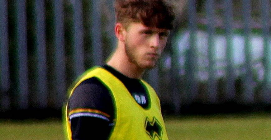 Port Vale striker Will Swan