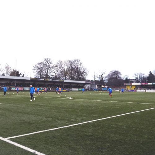 """Harrogate Town v Aldershot"" by yellow book is licensed under CC BY 2.0"