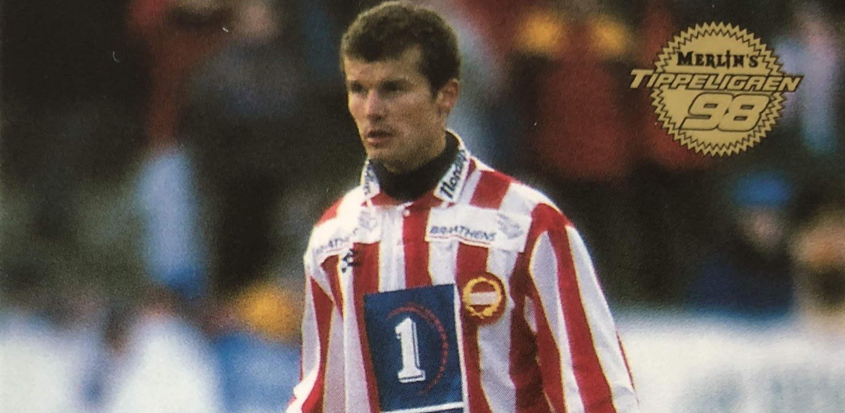Robin Berntsen - football sticker image