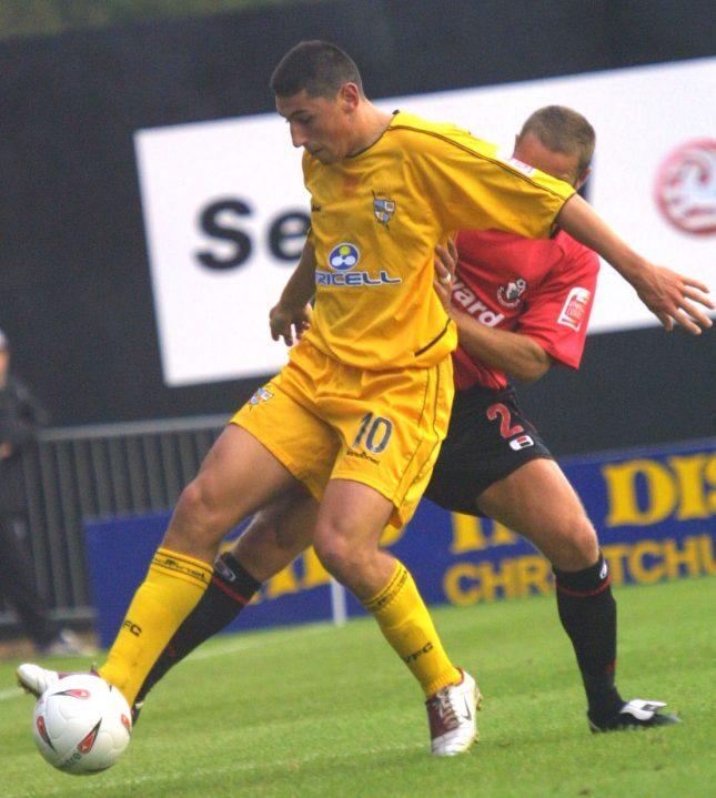 Port Vale striker Billy Paynter