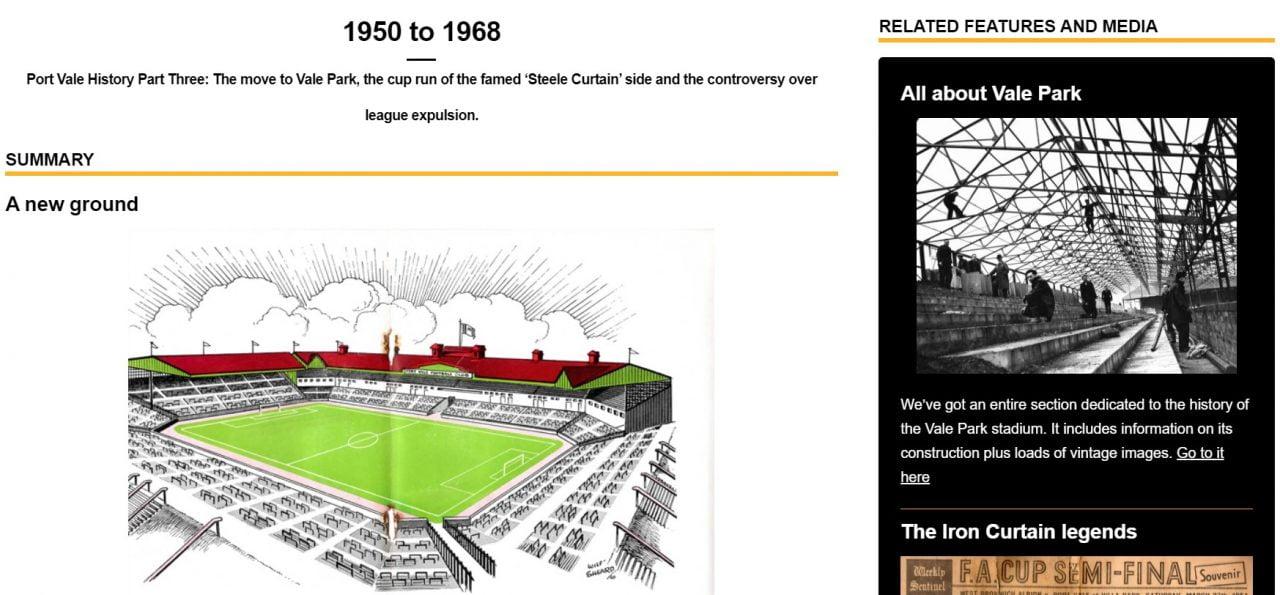 Screengrab - Club History page 2