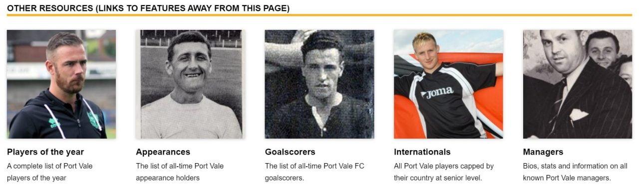 Screengrab - Club History page 3