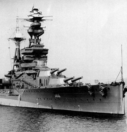HMS Royal Oak - HMSO has declared that the expiry of Crown Copyrights applies worldwide