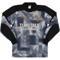 Port Vale 1995-97 goalkeeper's design